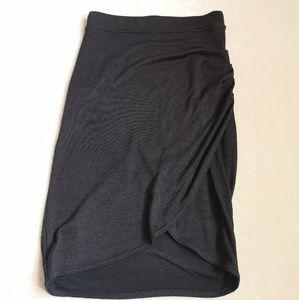Aritzia knit skirt